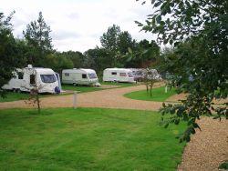 Two Mills Touring Park, North Walsham,Norfolk,England
