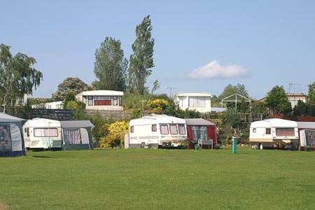 Simple Scotch Corner Caravan Park Richmond North Yorkshire North Of England