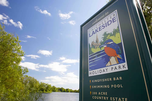 Chichester Lakeside Holiday Park, Chichester,West Sussex,England