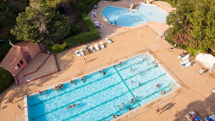 Marina Paradise Campsite, Port Cogolin,Languedoc Roussillon,France