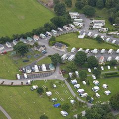 The Star Caravan and Camping Park, Stoke On Trent,Staffordshire,England