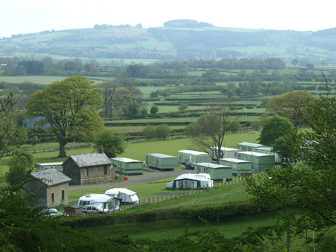 The Old Station Caravan Park