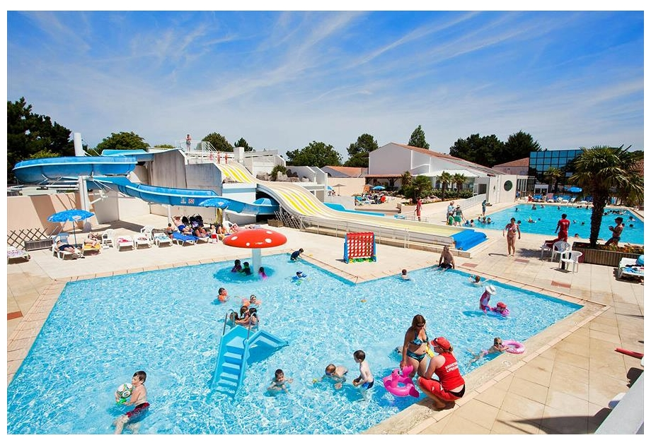 Siblu Camping Le Bois Masson, Saint-Jean-de-Monts,Loire,France