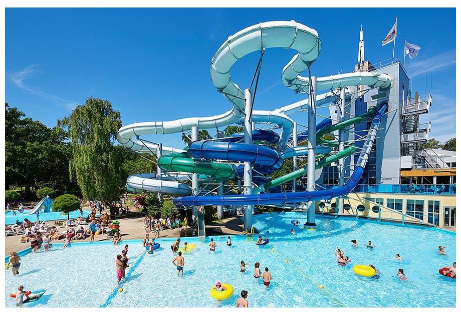 Campsite Vakantie en attractiepark Duinrell