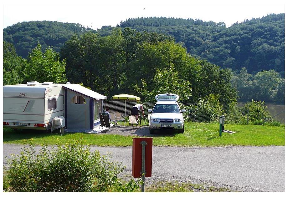 Campsite Main-Spessart-Park, Lengfurt,Bavaria,Germany