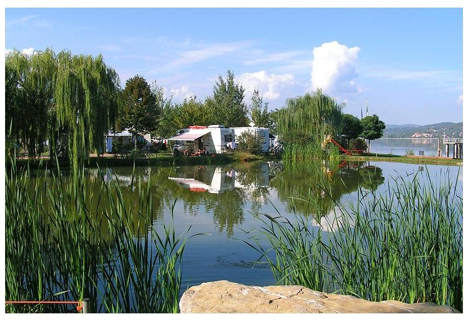 Campsite Villaggio Italgest, Sant'Arcangelo,Umbria,Italy
