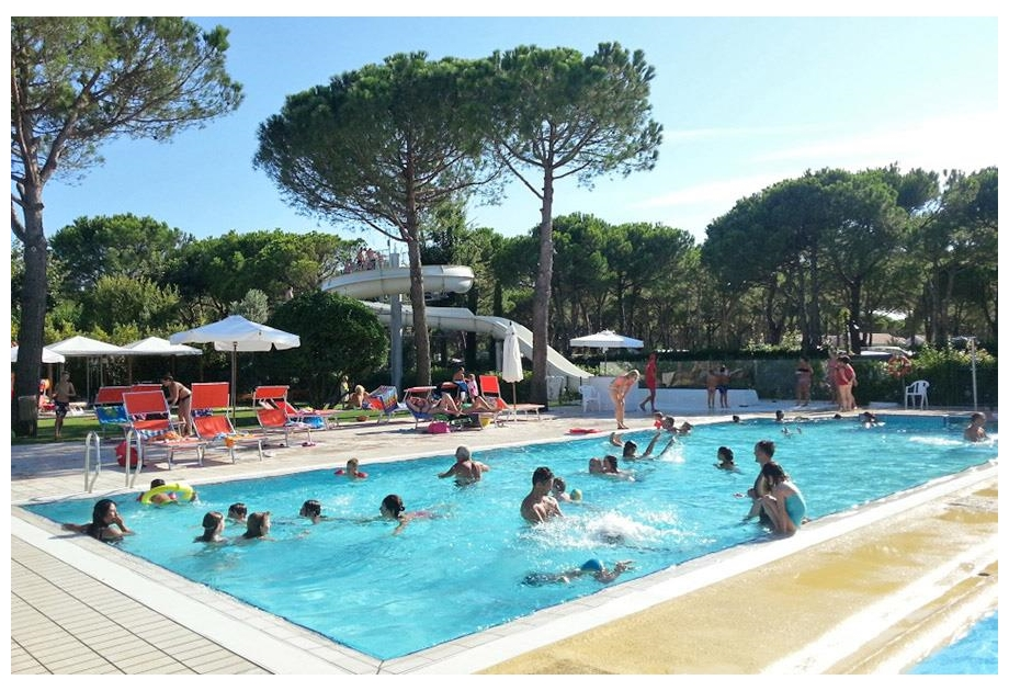 Campsite Italy, Cavallino-Treporti,Veneto,Italy
